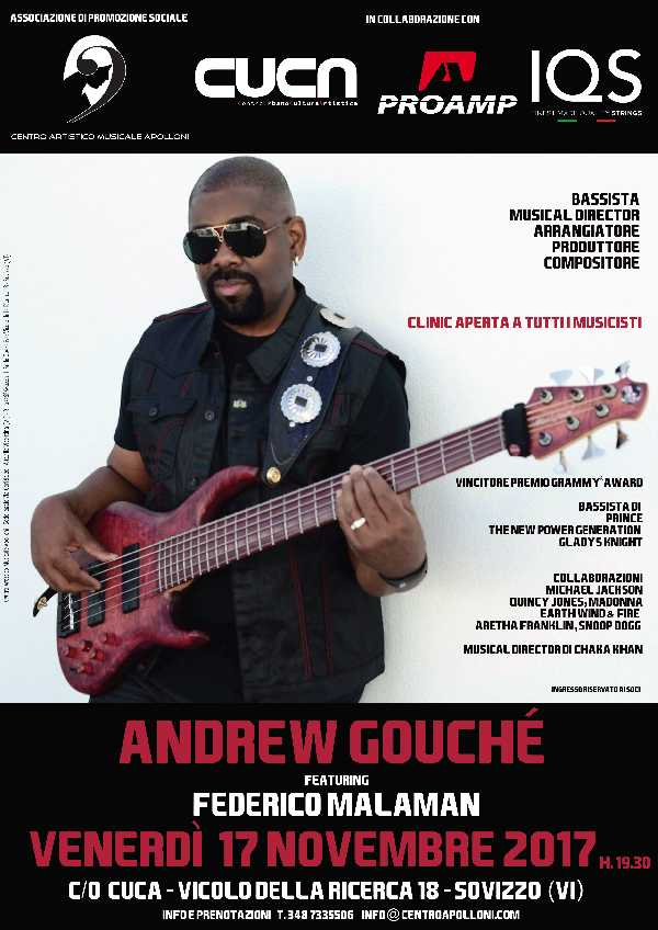 CLINIC ANDREW GOUCHE`