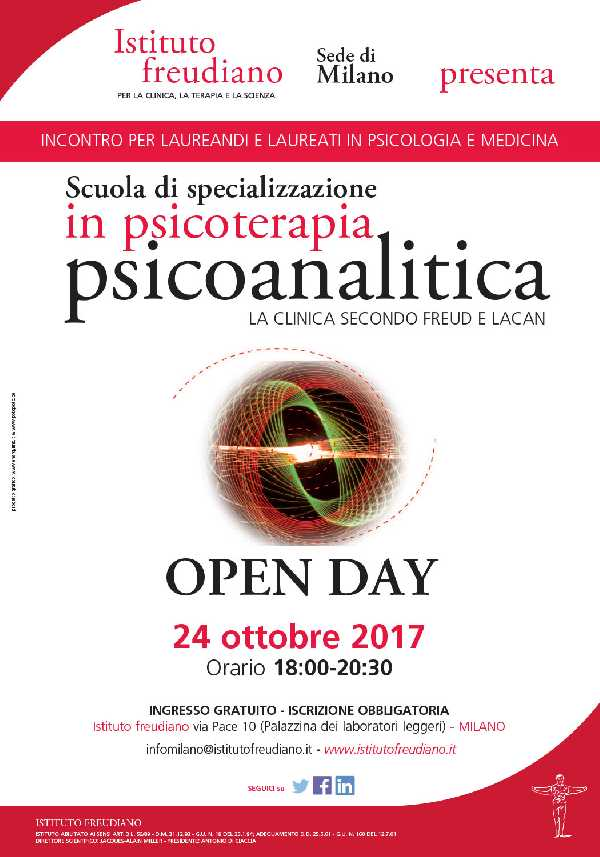 Open day all`Istituto freudiano di Milano