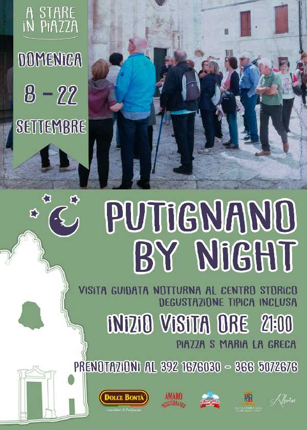 `Putignano By Night`