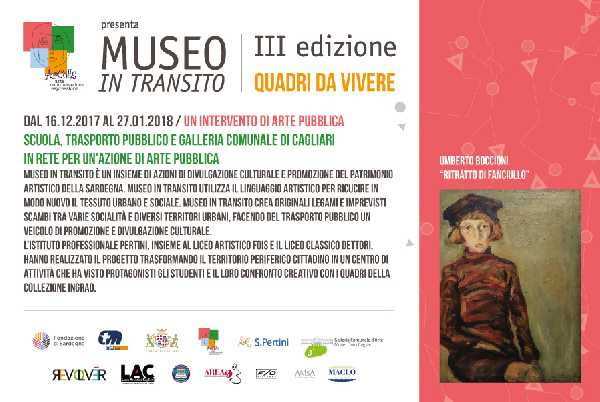 Museo inTransito -Quadri da vivere