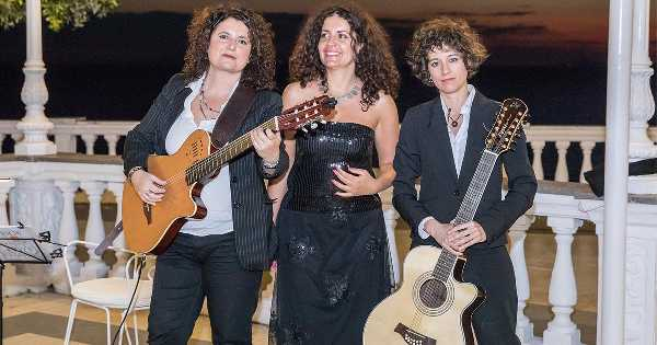 Trio Esperidi in Napoli Alter Ego