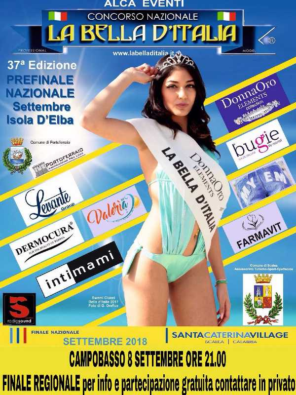 Miss Bella d`italia