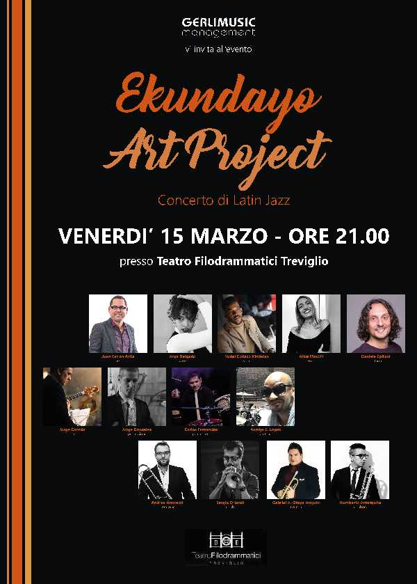 Ekundayo Art Project Live