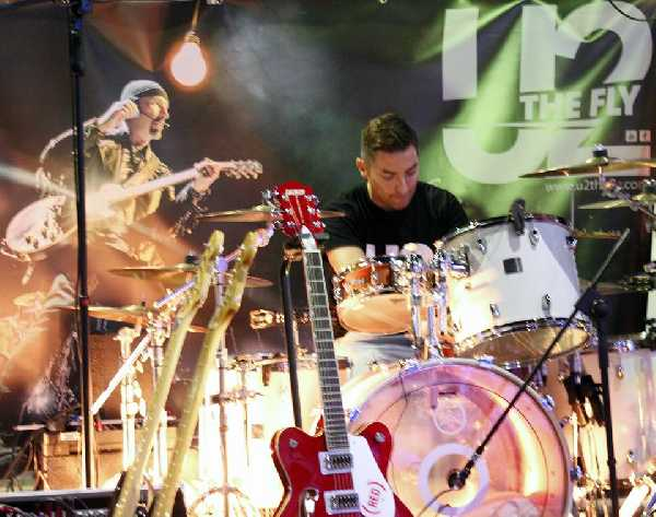 The Fly `U2 Tribute Band` Festa Motoclub Santorso